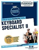 Keyboard Specialist II (Career Examination)