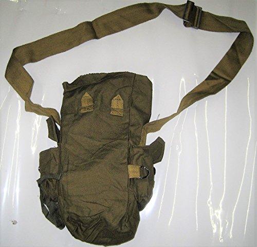 Lagermaulwurf 10 STK NVA Taschen Retro Style Ostalgie Stofftaschen für Gasmasken Umhänge Taschen