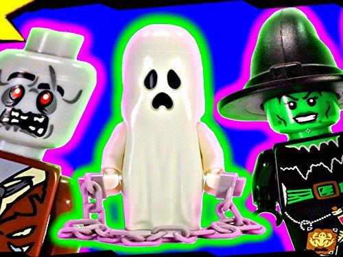 Clip: Halloween Graveyard