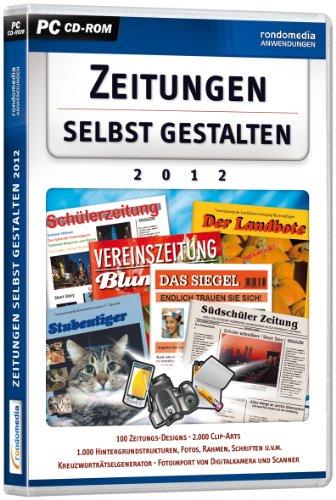 Zeitungen selbst gestalten und drucken 2012