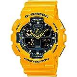 カシオ CASIO G-SHOCK アナデジ 腕時計 GA-100A-9A【メンズ】 [並行輸入品]