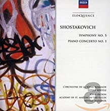 Shostakovich: Symphony No. 5 /