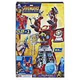 Avengers - Hulkbuster Super Headquarters (Hasbro E0565EU4) , color/modelo surtido...