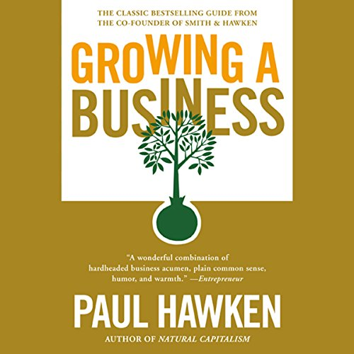 Growing a Business cover art