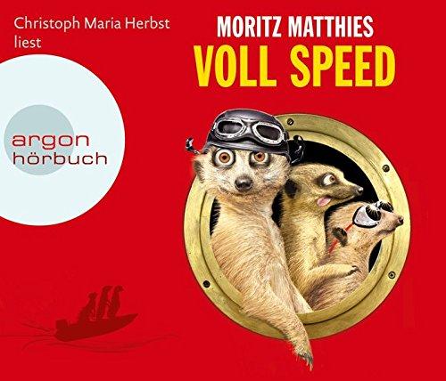 Voll Speed (Erdmännchen-Krimi, Band 2)