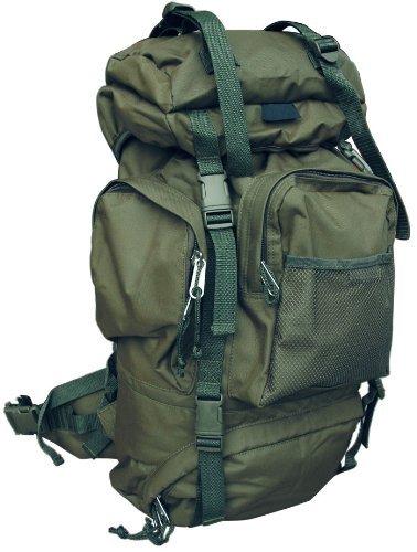 Tactical Einsatz Rucksack Trekking Outdoor Wandern Grün by CN Outdoor