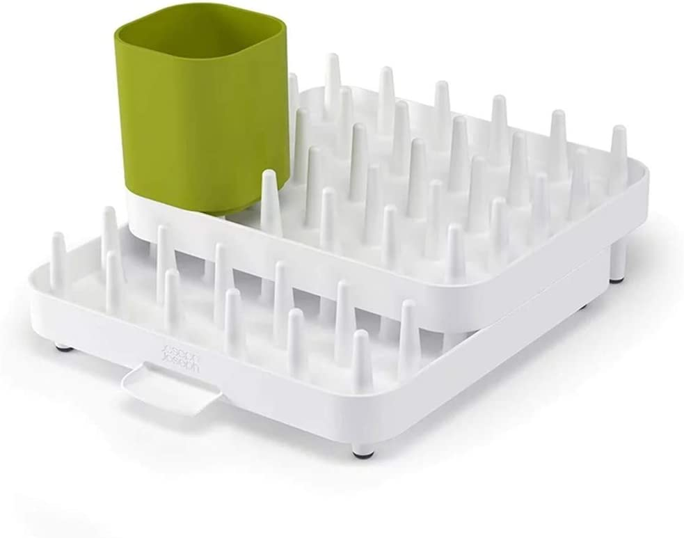 YJ Drainage Dish Limited price Rack Double-Layer Dr Max 41% OFF Tableware and Drying