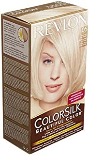 Revlon ColorSilk Beautiful Color, [05] Ultra Light Ash Blonde 1 ea (Pack of 6)