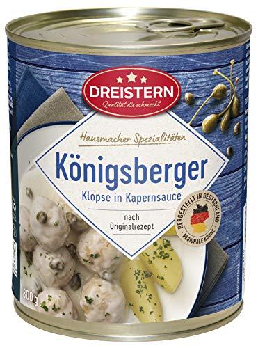 Dreistern 8 Königsberger Klopse, 800 g