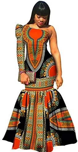 African prom dress _image0