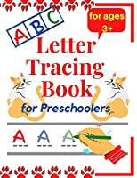 Letter tracing book for preschoolers: Alphabet writing Practice, animals alphabet, coloring section, for kids ages 3 and plus, size (8.5 * 11).