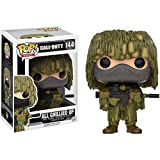 Funko Pop Games : Call of Duty - All Ghillied Up 3.75inch Vinyl Gift for Game Fans SuperCollection