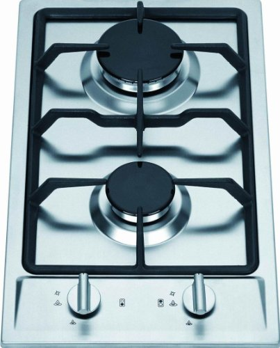 Ramblewood high efficiency 2 burner gas cooktop(Natural...