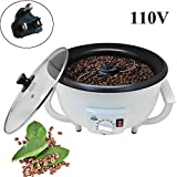 Coffee Roaster Machine Coffee Bean Roasting Electric for Cafe Shop Home Household Use (Coffee...