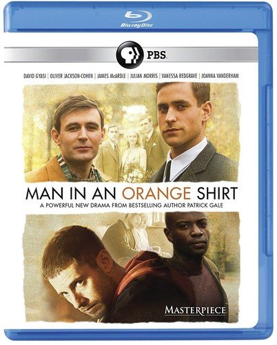 Masterpiece: Man in an Orange Shirt Blu-ray