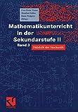 Mathematikunterricht in der Sekundarstufe II. Band 3: Didaktik der Stochastik