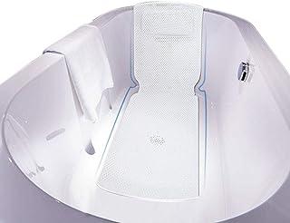 Schaum Kissen Badewanne Kopfstütze Spa Nackenkissen mit Saugnapf Badezimmer DE
