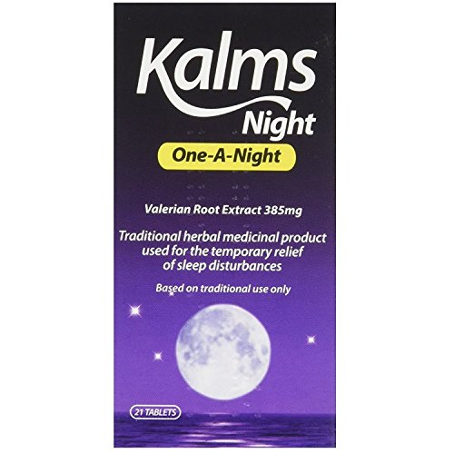 Kalms One A Night 21 tablet X 3 (Pack of 3)
