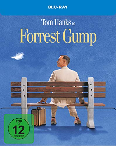 Forrest Gump - Limited Steelbook [Blu-ray]