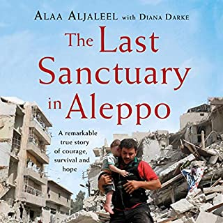 The Last Sanctuary in Aleppo cover art