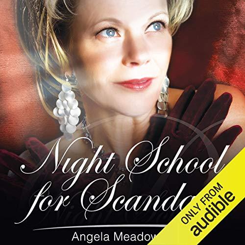 Night School for Scandal audiobook cover art
