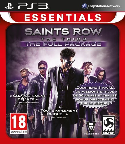 Saints Row: The Third - Le Gros Paquet [Importación Francesa]
