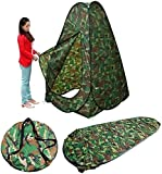 OYSTIO Hiking Privacy Tent – Instant Portable Outdoor Shower Tent, Camp Toilet Tent, Changing Room, Rain Shelter – for Camping and Beach – Easy Set Up, Foldable with Carry Bag – Lightweight