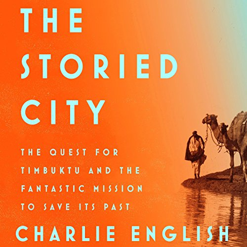 The Storied City audiobook cover art