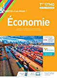 Enjeux et Repères Économie Terminale STMG - Livre élève - Éd. 2020