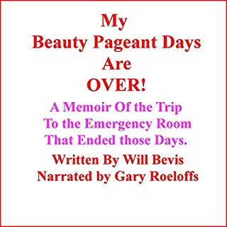 My Beauty Pageant Days Are Over. cover art