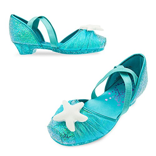 Disney Ariel Costume Shoes for Kids Size 11/12