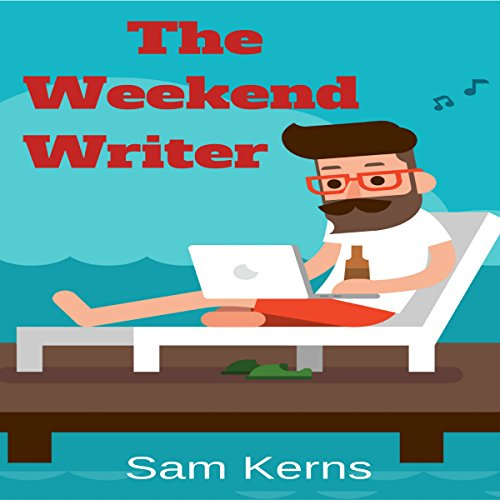 The Weekend Writer audiobook cover art