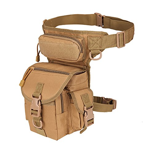 yywl taille tas mannen militaire Drop been zak panel hulpprogramma taille riem zak zak schoudertas Oxford Fanny Packs riem Heup Bum tas