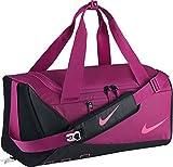 New Nike Alpha Adapt Crossbody Duffel Bag Vivid Pink/Black/Digital Pink