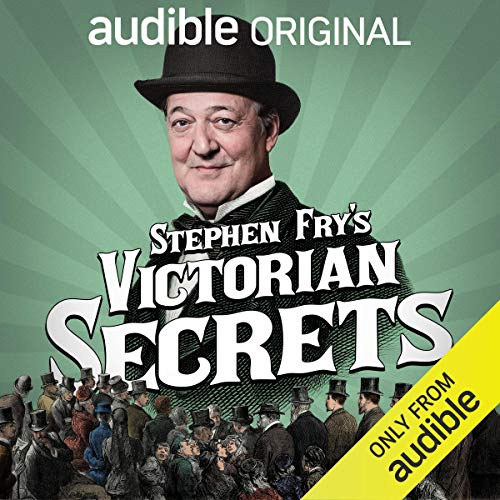 Stephen Fry's Victorian Secrets cover art