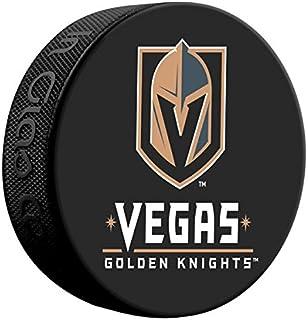 Las Vegas Golden Knights NHL Sher-Wood Souvenir Puck