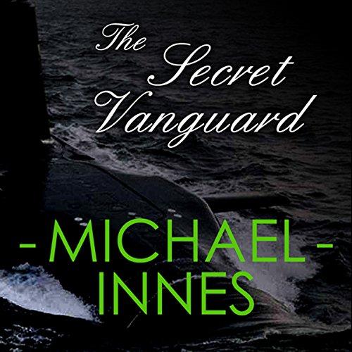 The Secret Vanguard cover art