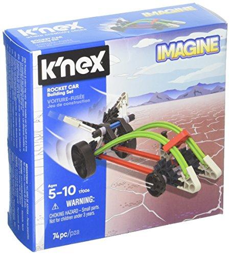K'NEX - Rocket Car Building Set 74 Pieces For Ages 5+ Construction...
