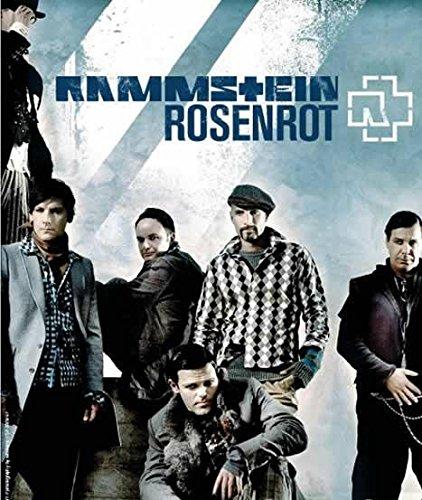 Rammstein–Rosenrot (Album) (Band)–62x 93cm zeigt/Poster