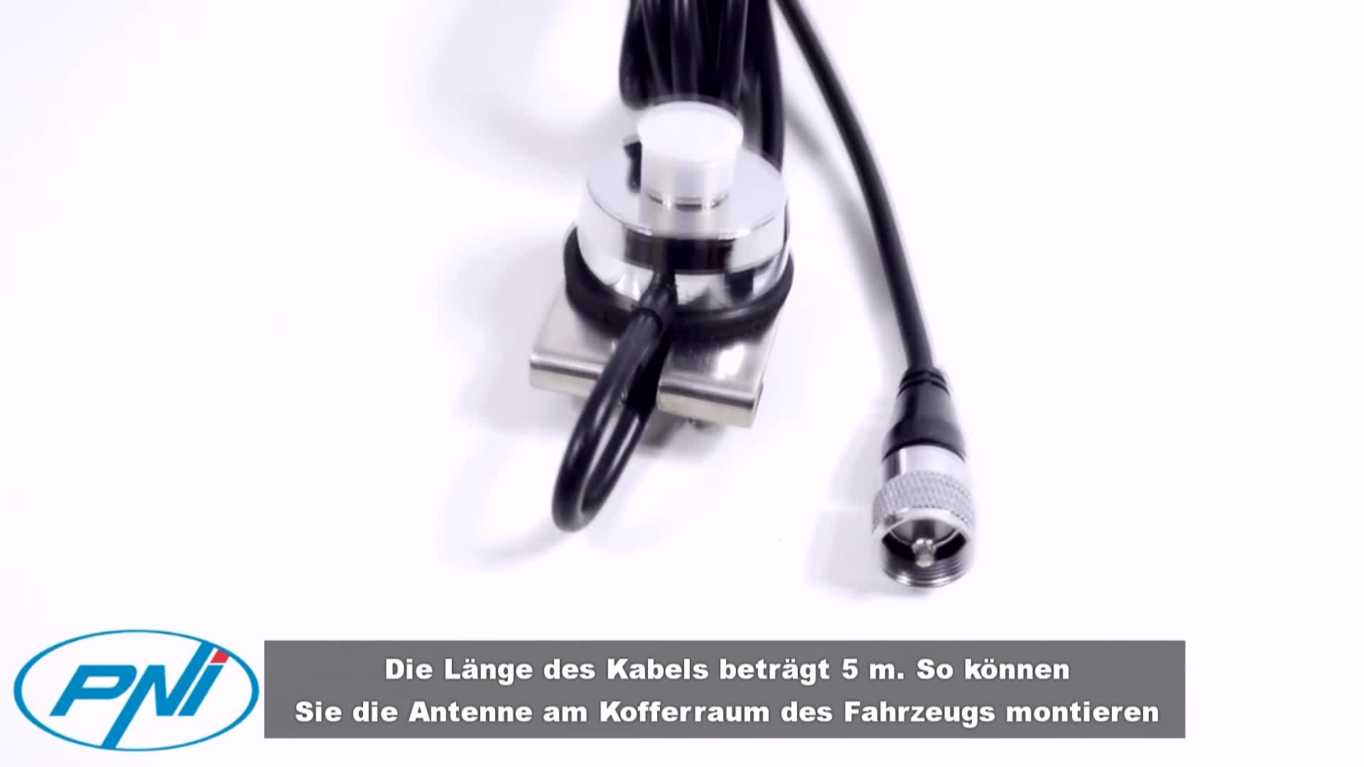 Befestigungswinkel Zur Befestigung Der Cb Antenne Am Elektronik