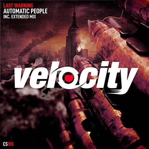 Automatic People (Radio Edit)