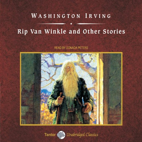 Rip Van Winkle & Other Stories audiobook cover art