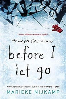 Before I Let Go by [Marieke Nijkamp]