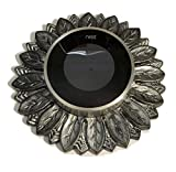 Nest Thermostat wall plate - Antique Silver Color