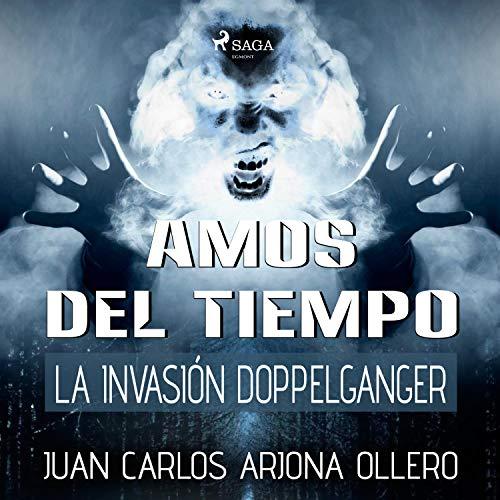 Diseño de la portada del título Amos del tiempo 2
