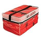 Kent Life Jackets w/Storage Bag - 4 Adult Type II Vests