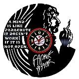 Meet Beauty Ding The Frank Zappa Wanduhr Vinyl-Platte