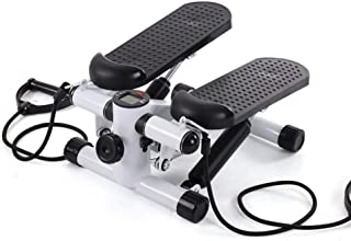 Mini Exercise Machines Swing Stepper Aerobic Exercise Arm Thigh Exerciser Fitness Maximum Load Capacity 110KG Dear-You