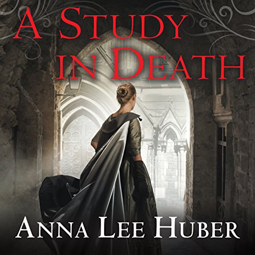 A Study in Death audiobook cover art