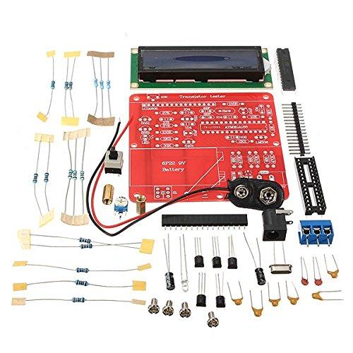 Bausatz Kondensator-/Widerstand-Tester Messgerät NPN PNP Mosfet